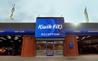 Kwik Fit, Scotland & Northern England