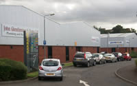 Oakbank Industrial Estate, Glasgow