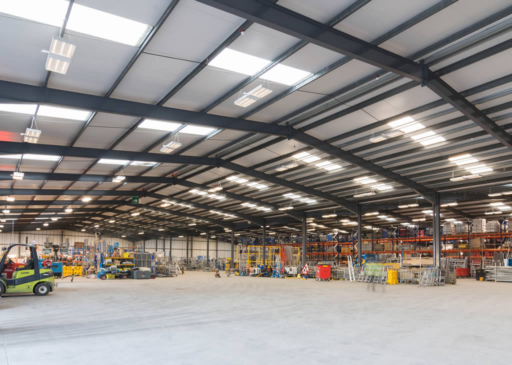 HSS Hire Righead Industrial Estate Glasgow