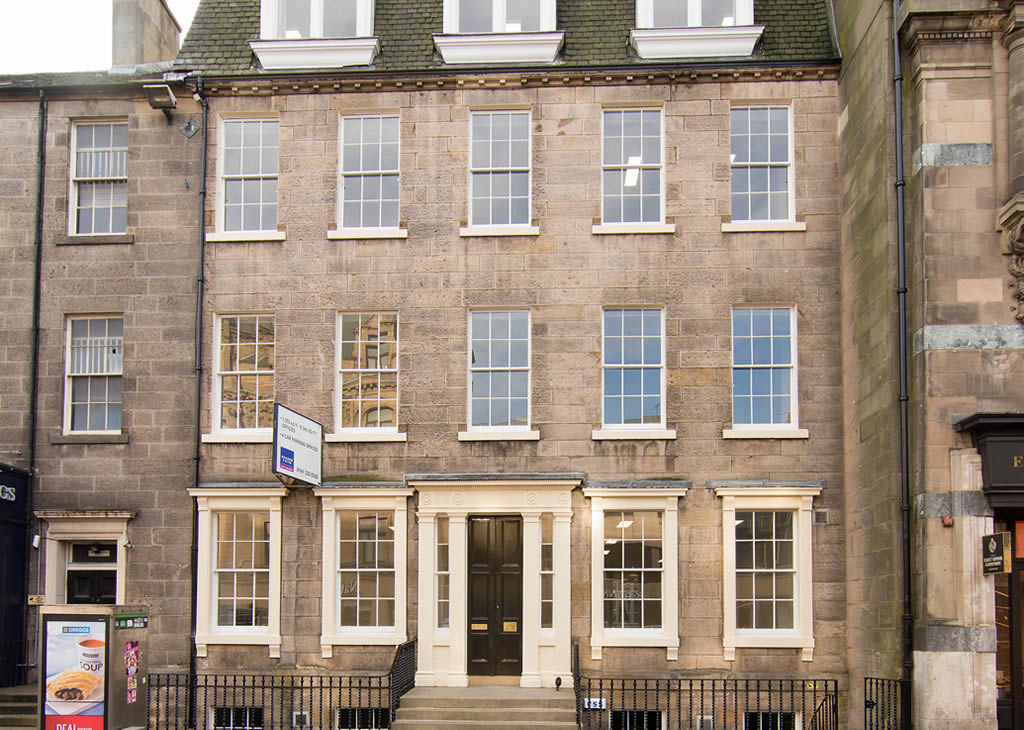Geroge Street Offices Edinburgh